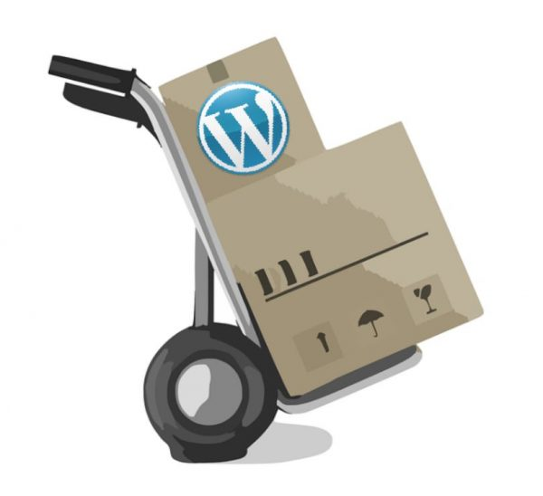 Wordpress Blog-Umzug