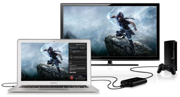 Elgato Game Capture HD High Definition Rekorder für Mac/PC