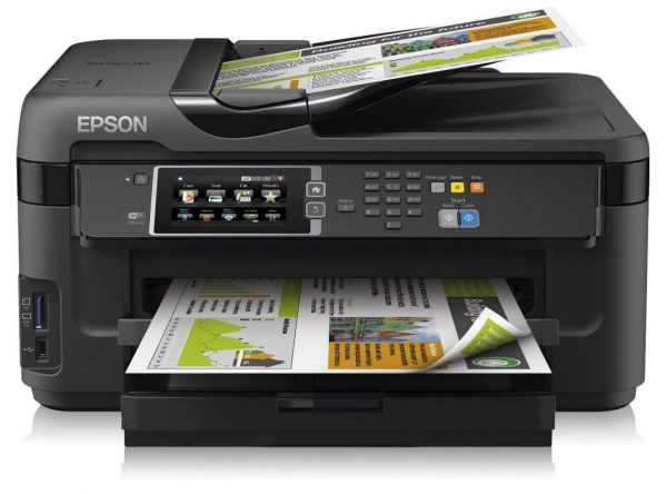 Epson WorkForce WF-7610DWF Multifunktionsgerät