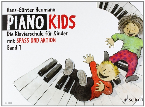 Piano Kids, Bd.1