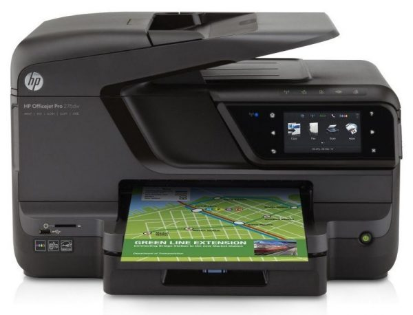 HP Officejet Pro 8600 N911g e-All-in-One