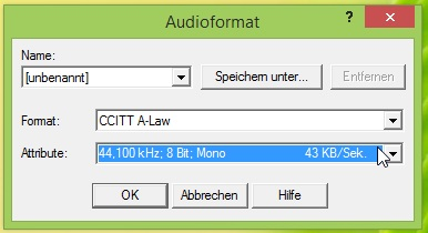 Camtasia-Recorder-Tools-Optionen-Audioformat