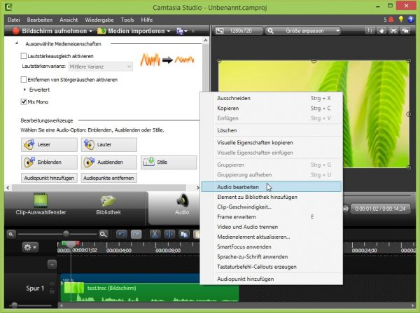 Camtasia-Studio-Upgrade-Audio-bearbeiten-Mix-mono