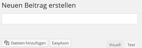 EasyAzon Button