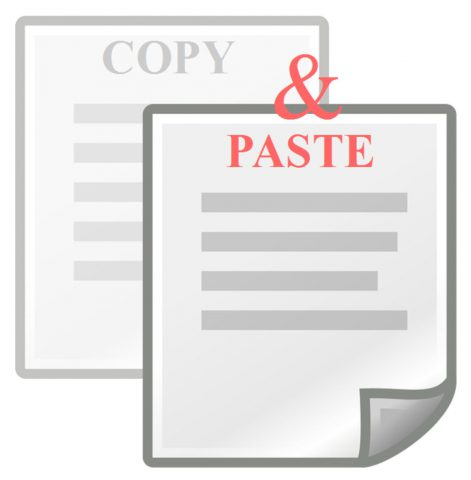 OpenOffice Writer Copy and Paste funktioniert nicht