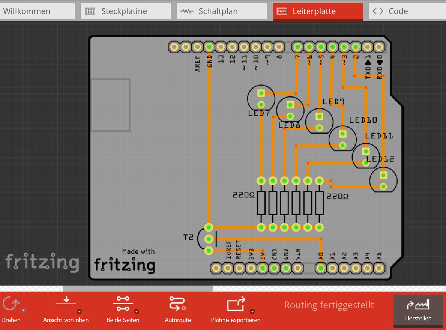 Best free Schematics- and PCB-Layout Tool - Top10it