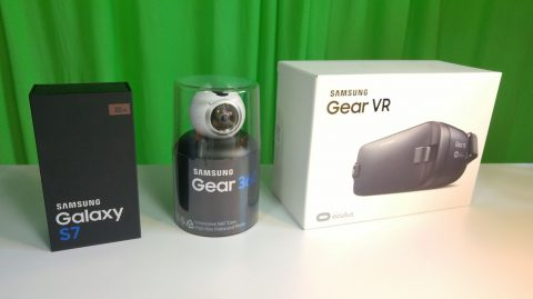 Samsung Gear Set & Galaxy S7