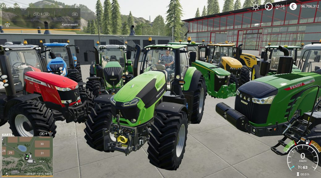 Farming Simulator 19 LS19 Getting Rich Money Cheat Tutorial
