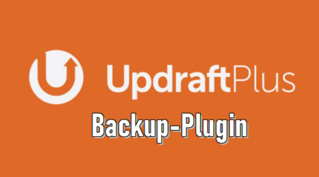 UpdraftPlug Backup Plugin